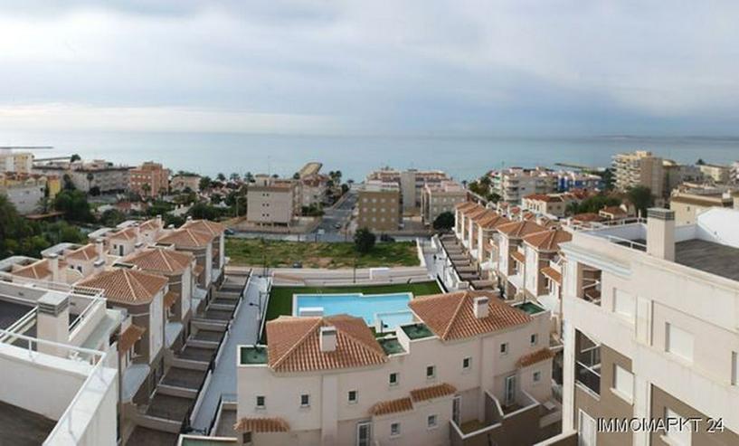 Terrassenwohnungen in bester Lage nur 150 m vom Strand - Wohnung kaufen - Bild 1
