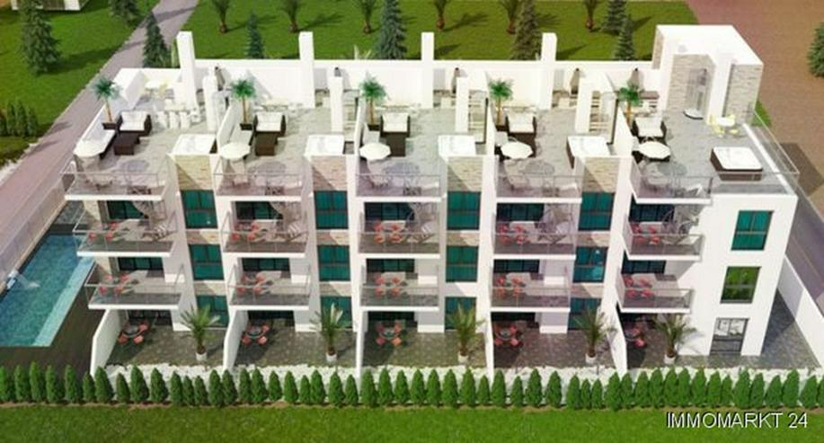 Bild 3: Exklusive Wohnungen im 1. Stock nur 150 m vom Strand