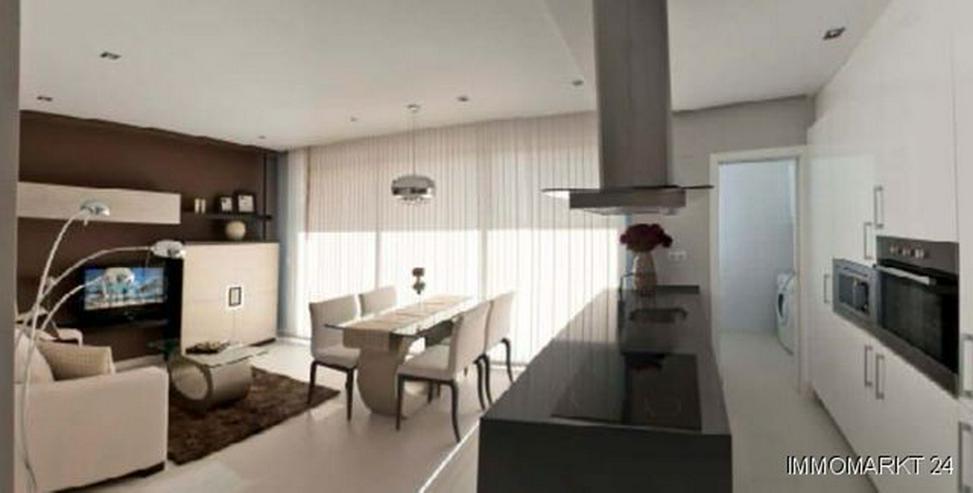 Bild 3: Moderne 4-Zimmer-Penthouse-Wohnungen Nähe Golfplatz
