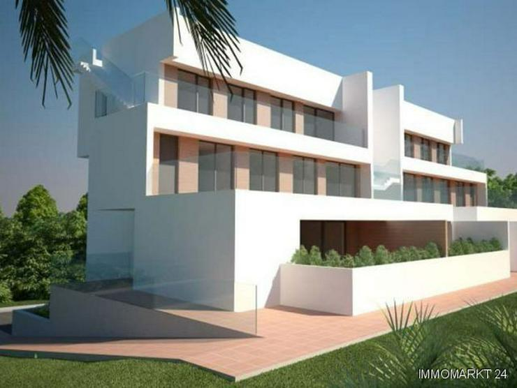 Moderne 4-Zimmer-Penthouse-Wohnungen Nähe Golfplatz - Wohnung kaufen - Bild 1