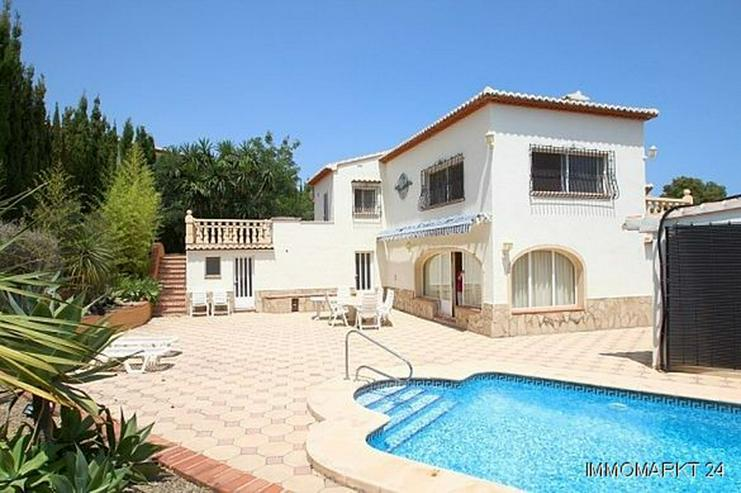 Bild 2: Meerblick-Villa in Cap Marti
