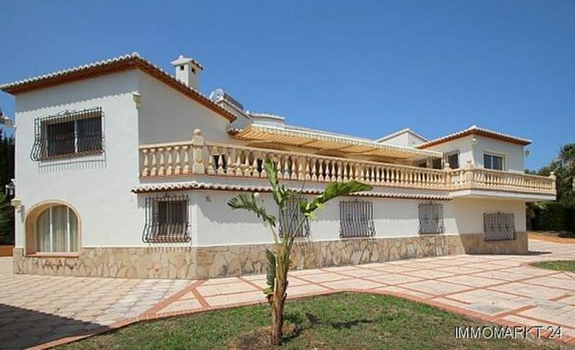 Meerblick-Villa in Cap Marti - Haus kaufen - Bild 1
