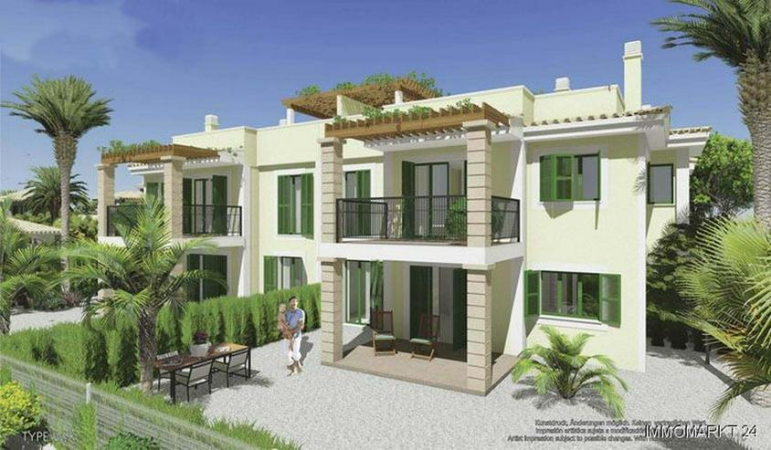 Wunderschöne Obergeschoss-Wohnungen mit Gemeinschaftspool - Wohnung kaufen - Bild 1