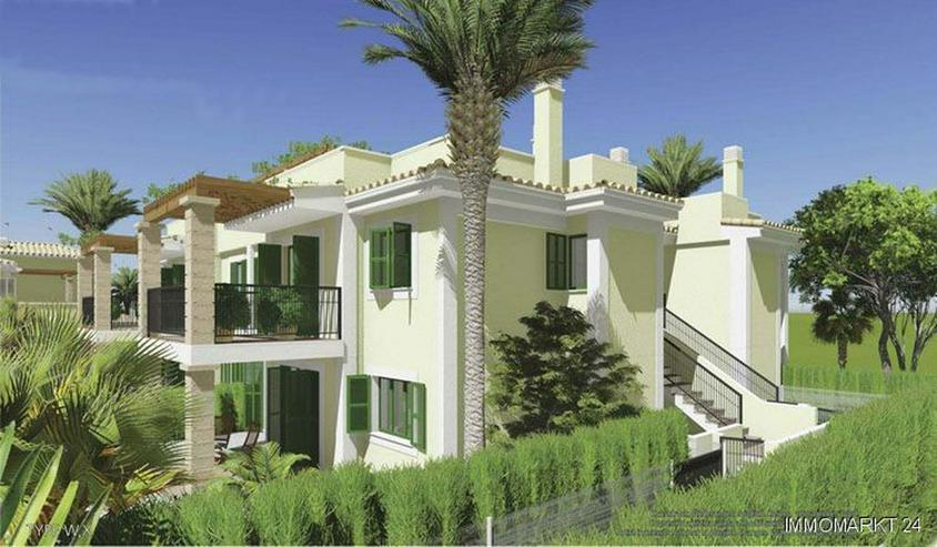 Bild 3: Wunderschöne Obergeschoss-Wohnungen mit Gemeinschaftspool