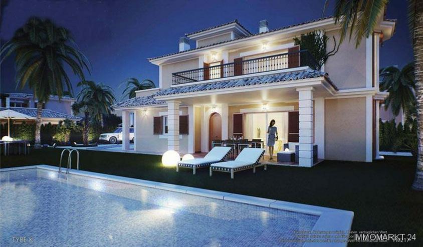 Bild 3: Wunderschöne 4-Zimmer-Villen nur 1 km vom Strand