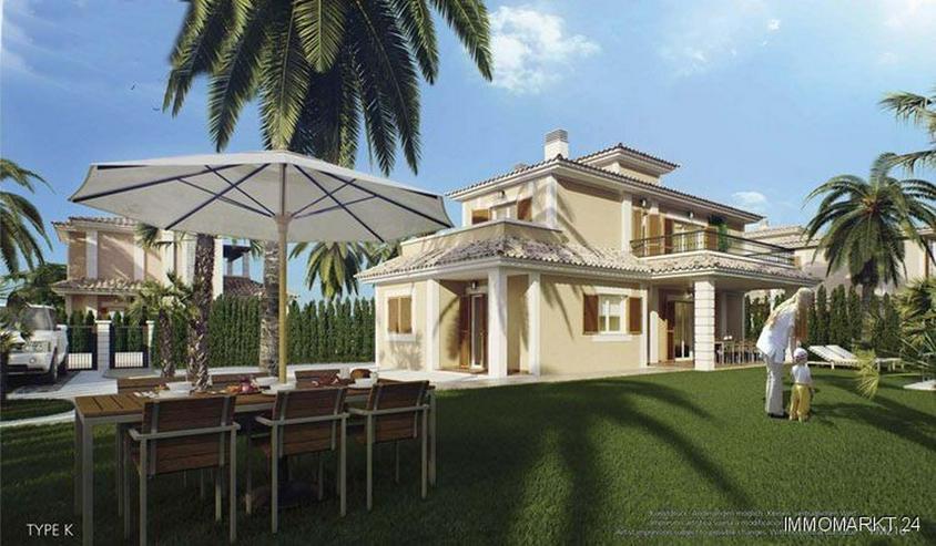 Wunderschöne 4-Zimmer-Villen nur 1 km vom Strand - Haus kaufen - Bild 1