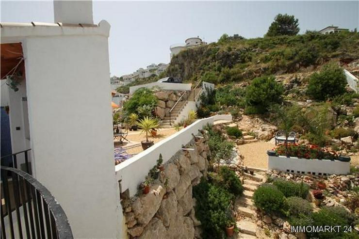 Bild 4: Neuwertige Villa mit herrlichem Meerblick, Pool und weiteren Extras am Monte Pego
