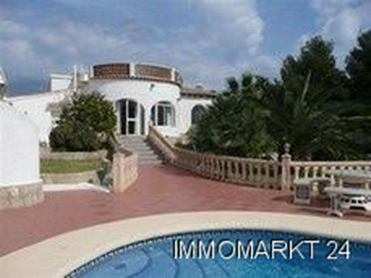 Bild 2: Villa mit Doppelgrundstück in Balcon al Mar