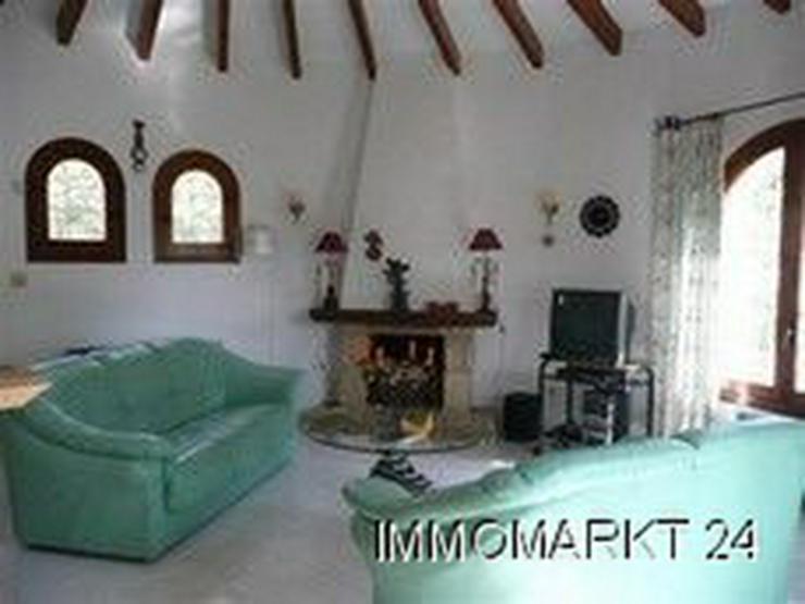 Bild 3: Villa mit Doppelgrundstück in Balcon al Mar