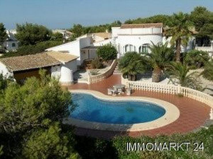 Villa mit Doppelgrundstück in Balcon al Mar - Haus kaufen - Bild 1
