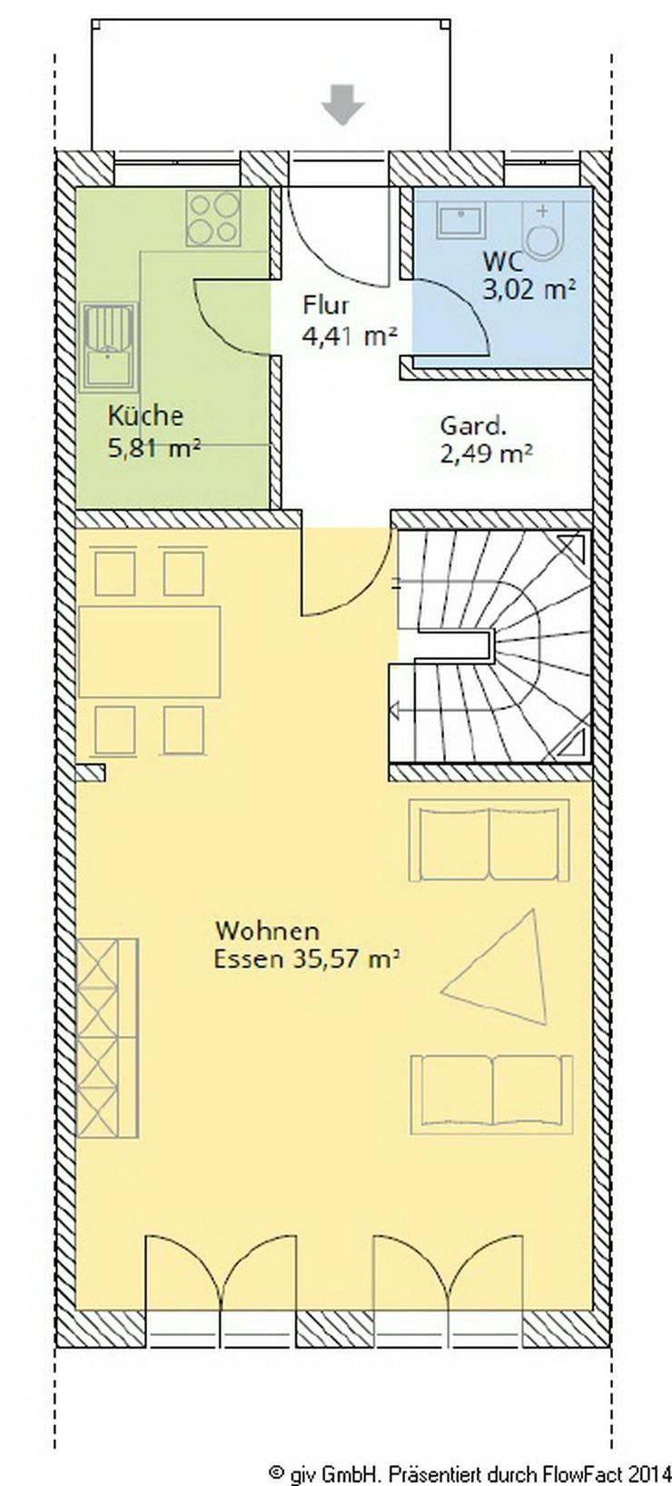 Bild 6: Neubau Energieeffizienzhaus in Mering ! 20 Minuten von München entfernt