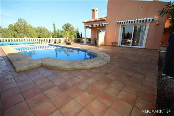 Bild 2: Schöne Villa mit beheizbarem Pool in Marquesa V