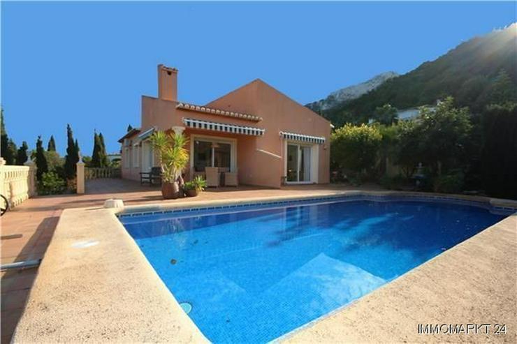 Schöne Villa mit beheizbarem Pool in Marquesa V - Haus kaufen - Bild 1