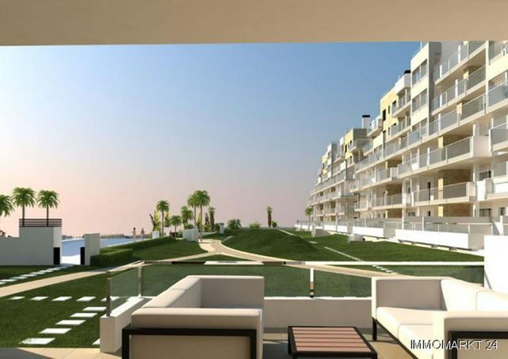 Bild 3: Wunderschöne 2-Schlafzimmer-Appartements mit Meerblick nur 200 m vom Strand