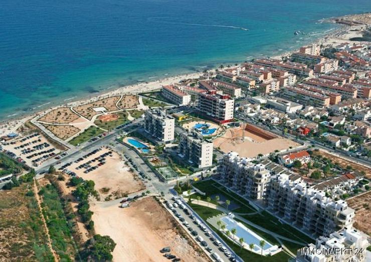 Bild 6: Wunderschöne 2-Schlafzimmer-Penthouse-Wohnungen mit Meerblick nur 200 m vom Strand