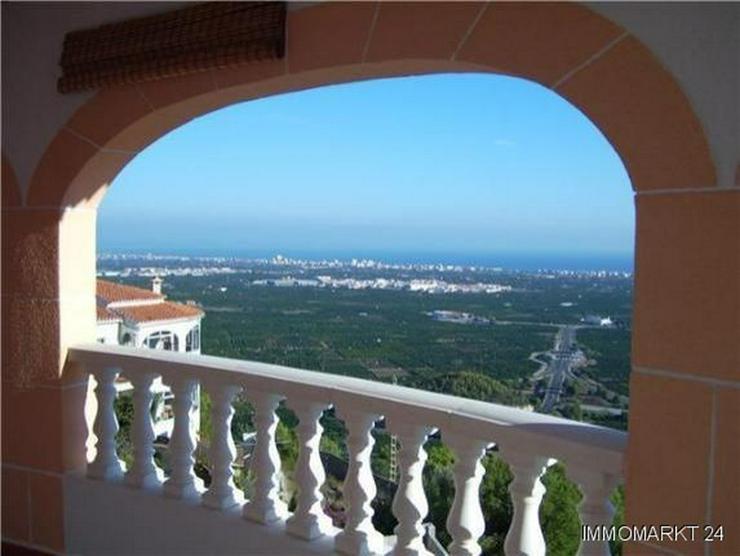3-Schlafzimmer-Villa mit herrlicher Sicht in Oliva Tossal Gross - Haus kaufen - Bild 1