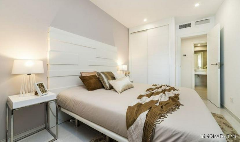 Bild 6: Exklusive 3-Schlafzimmer-Penthouse-Wohnungen nur 800 m vom Strand