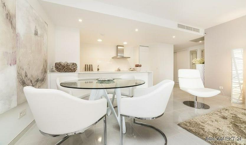 Bild 2: Exklusive 3-Schlafzimmer-Penthouse-Wohnungen nur 800 m vom Strand