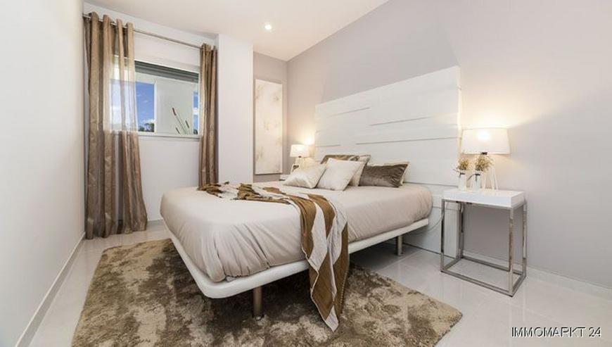 Bild 6: Exklusive 3-Schlafzimmer-Erdgeschoss-Wohnungen nur 800 m vom Strand