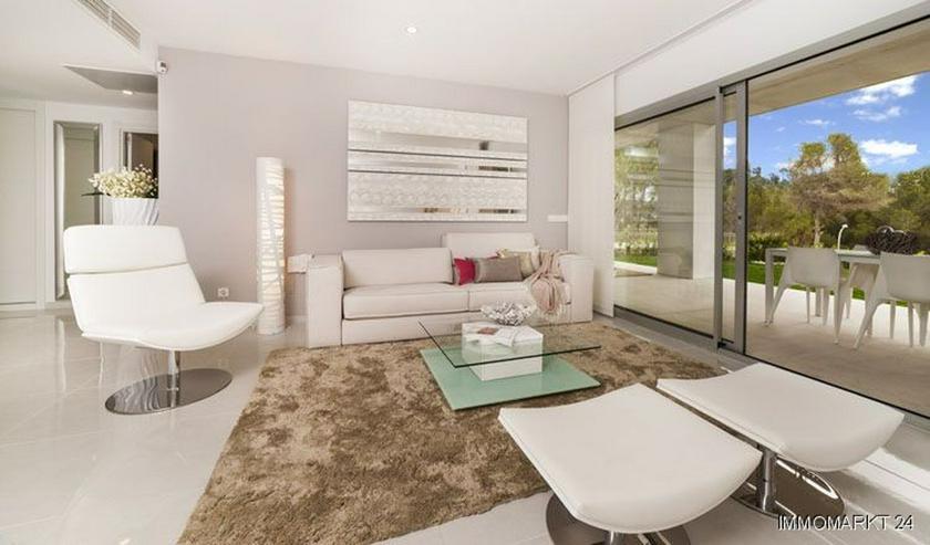 Exklusive 3-Schlafzimmer-Erdgeschoss-Wohnungen nur 800 m vom Strand - Wohnung kaufen - Bild 1