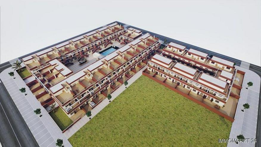 Bild 5: Moderne Maisonette-Wohnungen mit 2 Schlafzimmern und Gemeinschaftspool