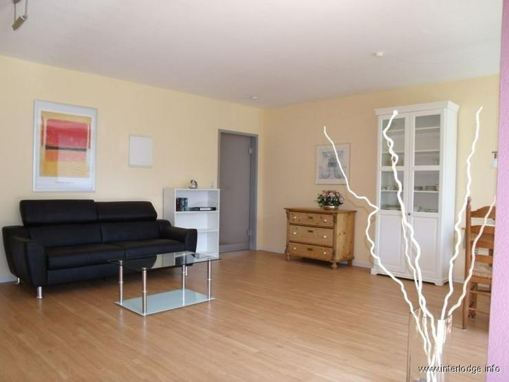 Bild 3: INTERLODGE Modern und charmant möblierte Wohnung mit schönem Garten in Essen-Stadtwald.