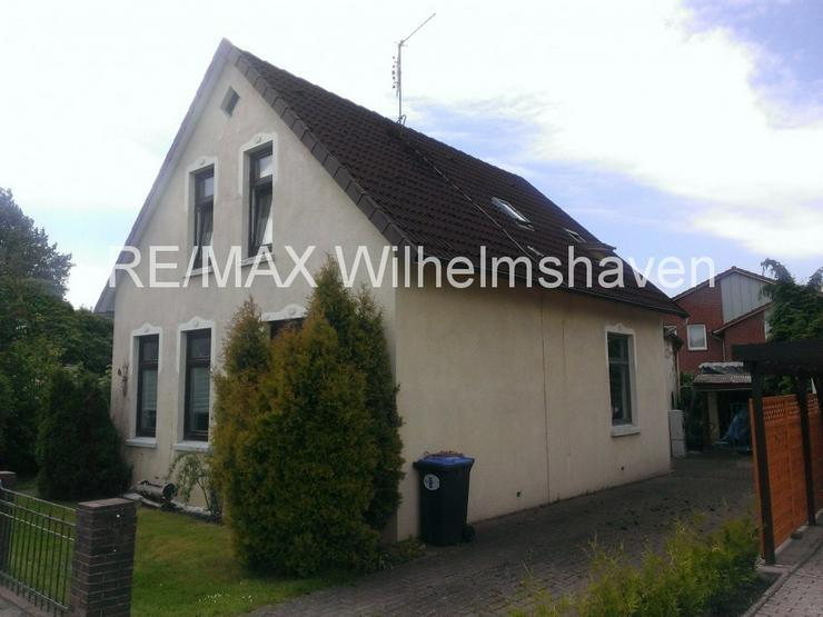 Bild 3: RE/MAX Wilhelmshaven: Einfamilienhaus in zentraler Lage in Varel