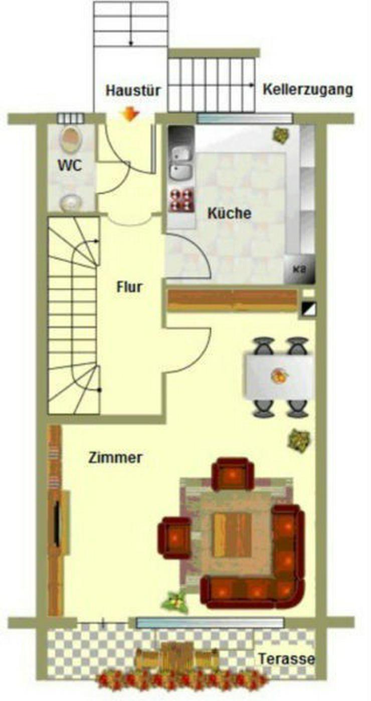 Bild 17: **Elegantes&Schönes RMH mit Garage und Garten in in Buchholz/Nordheide Waldrandlage**