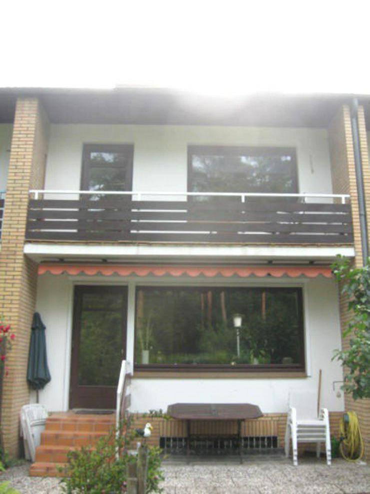 Bild 1: **Elegantes&Schönes RMH mit Garage und Garten in in Buchholz/Nordheide Waldrandlage**
