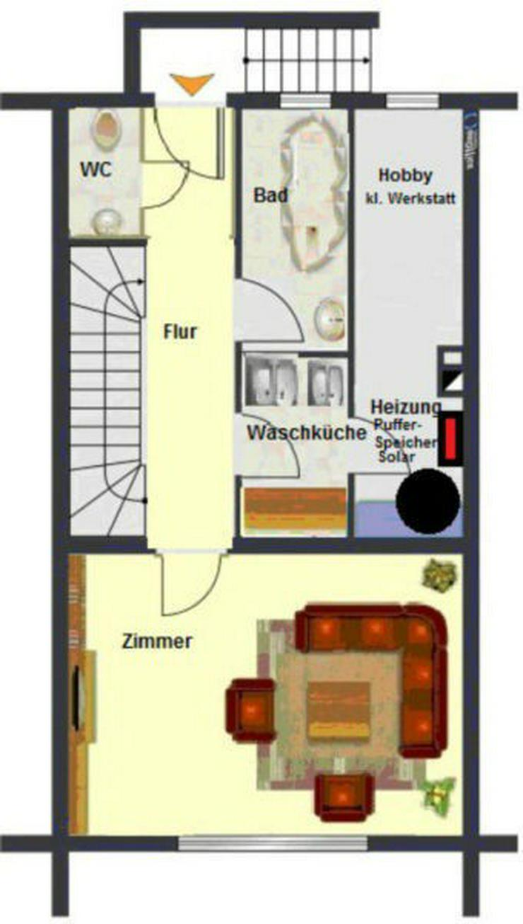Bild 18: **Elegantes&Schönes RMH mit Garage und Garten in in Buchholz/Nordheide Waldrandlage**