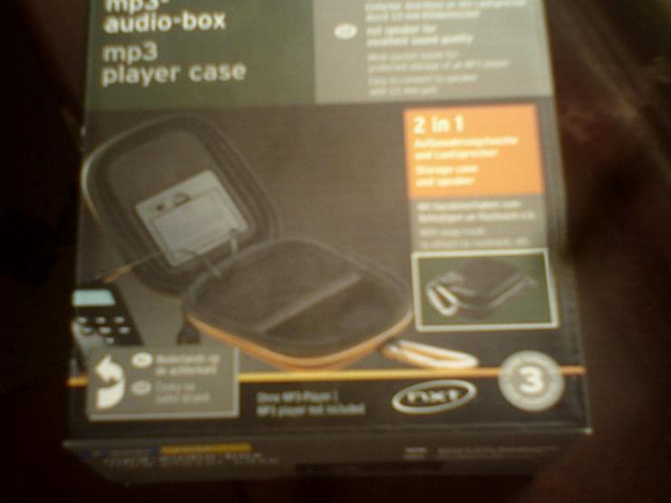 MP3 SOUND BOX