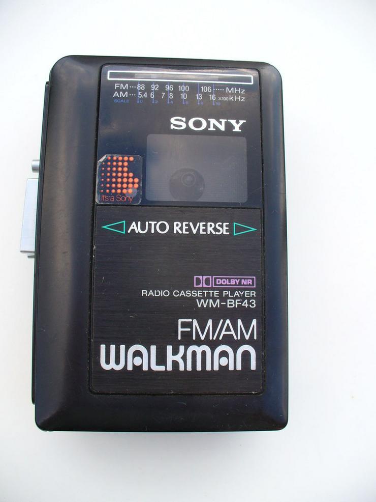Sony Walkman WM-BF 43