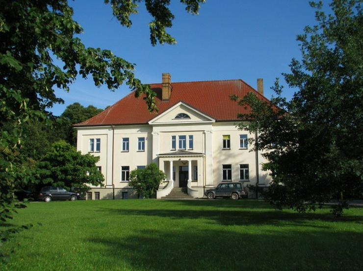 Ihr Firmensitz im Gutshaus Groß Stove - vor den Toren der Hansestadt Rostock