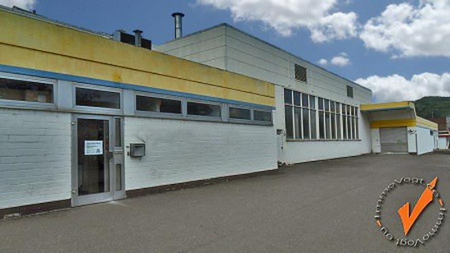 1800 m² Gewerbefläche / Fertigungshalle und 7.353 m² Grundstück in Kirn...