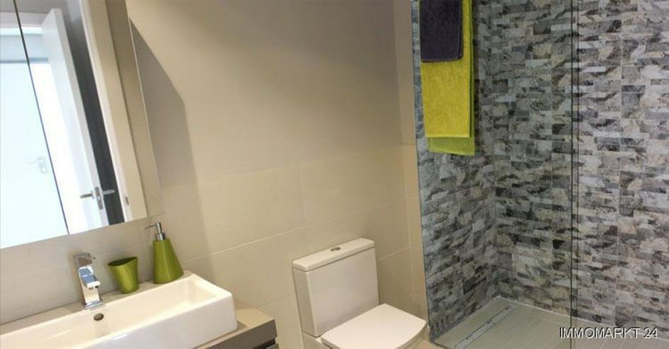 Bild 4: Moderne 4-Zimmer-Penthouse-Wohnungen mit Golf- und Meerblick
