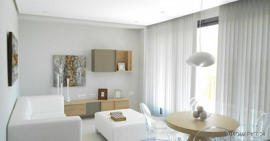 Bild 3: Moderne 4-Zimmer-Penthouse-Wohnungen mit Golf- und Meerblick