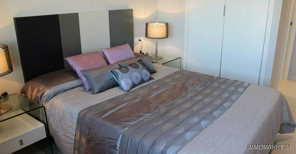 Moderne 4-Zimmer-Penthouse-Wohnungen mit Golf- und Meerblick - Bild 1