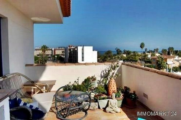Bild 5: Schönes sonniges Penthouse mit Meerblick in wunderschöner Wohnanlage