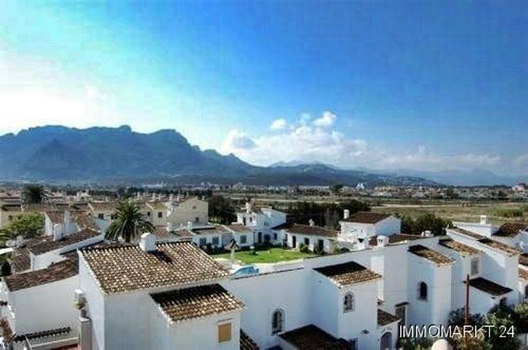 Bild 2: Schönes sonniges Penthouse mit Meerblick in wunderschöner Wohnanlage