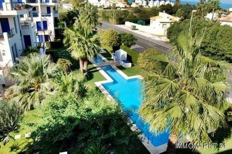 Bild 4: Schönes sonniges Penthouse mit Meerblick in wunderschöner Wohnanlage