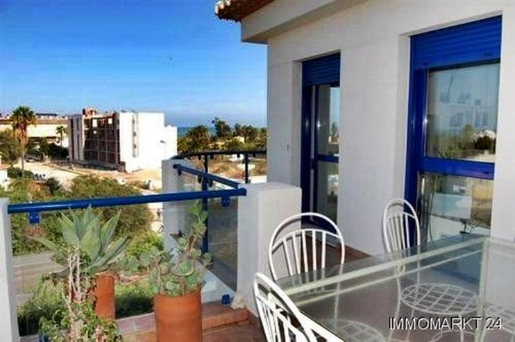 Bild 3: Schönes sonniges Penthouse mit Meerblick in wunderschöner Wohnanlage