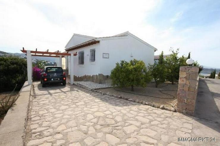 Bild 2: Gepflegte Villa mit Pool und schönem Fernblick in Monte Pego