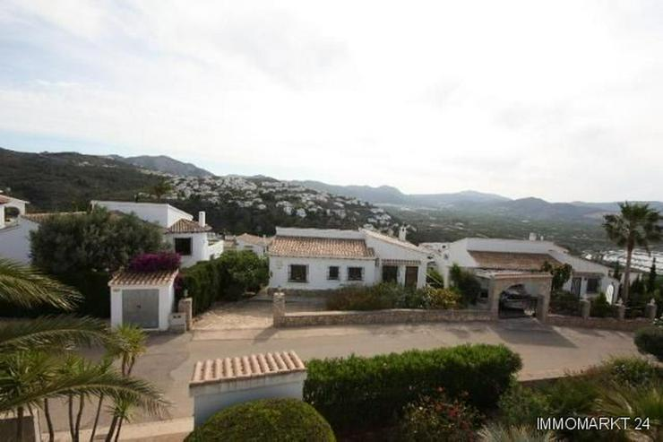 Bild 4: Gepflegte Villa mit Pool und schönem Fernblick in Monte Pego