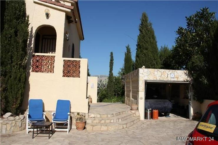 Bild 6: Gemütliche Villa mit herrlichem Blick, Einliegerwohnung, Stellplatz und Garage