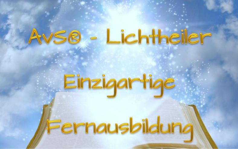 Fernausbildung: spiritueller AvS®-Heiler & ... - Beauty & Gesundheit - Bild 1