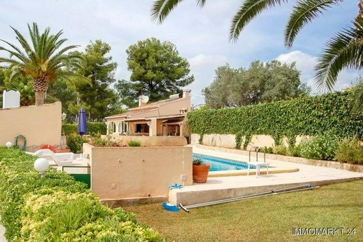 Bild 4: Villa mit großem Pool in Cansalades