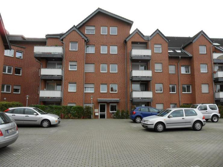 Schöne 2-Zimmerwohnung mit großer Dachterrasse in Tönisvorst - Bild 1