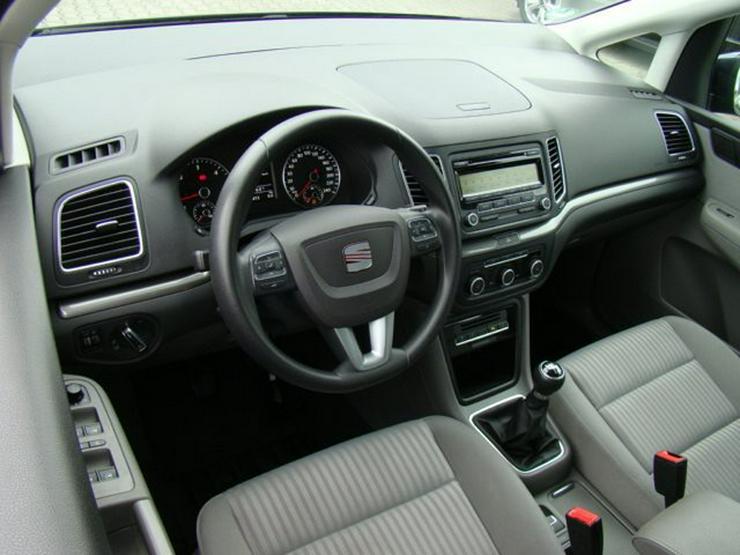 Bild 6: SEAT Alhambra 2.0TDI Ecomotive Lifestyle Paket PDC