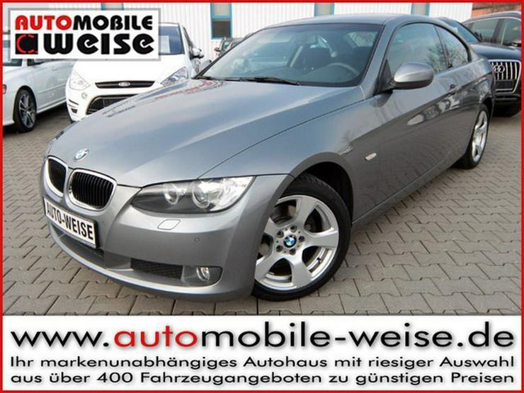 BMW 320i Coupe Aut. Navigation PDC vo+hi Sitzheizung
