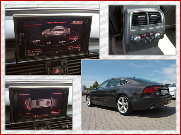 Bild 6: AUDI A7 Sportback 3.0 TDI quattro Klima+ Navi+ 19Zoll